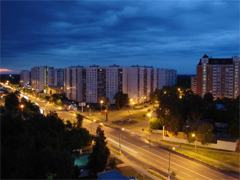 проспект Космонавтов Королев