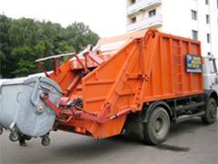 г. Королев вывоз мусора